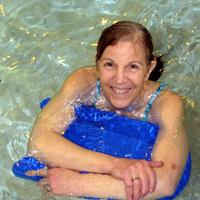 Úszásoktatás időseknek